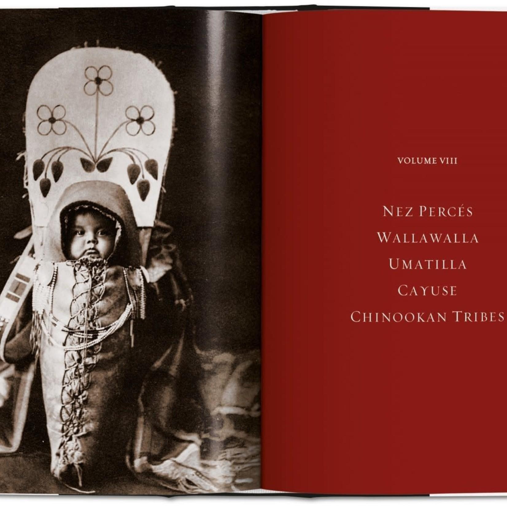 Taschen Taschen The North American Indian. The Complete Portfolios