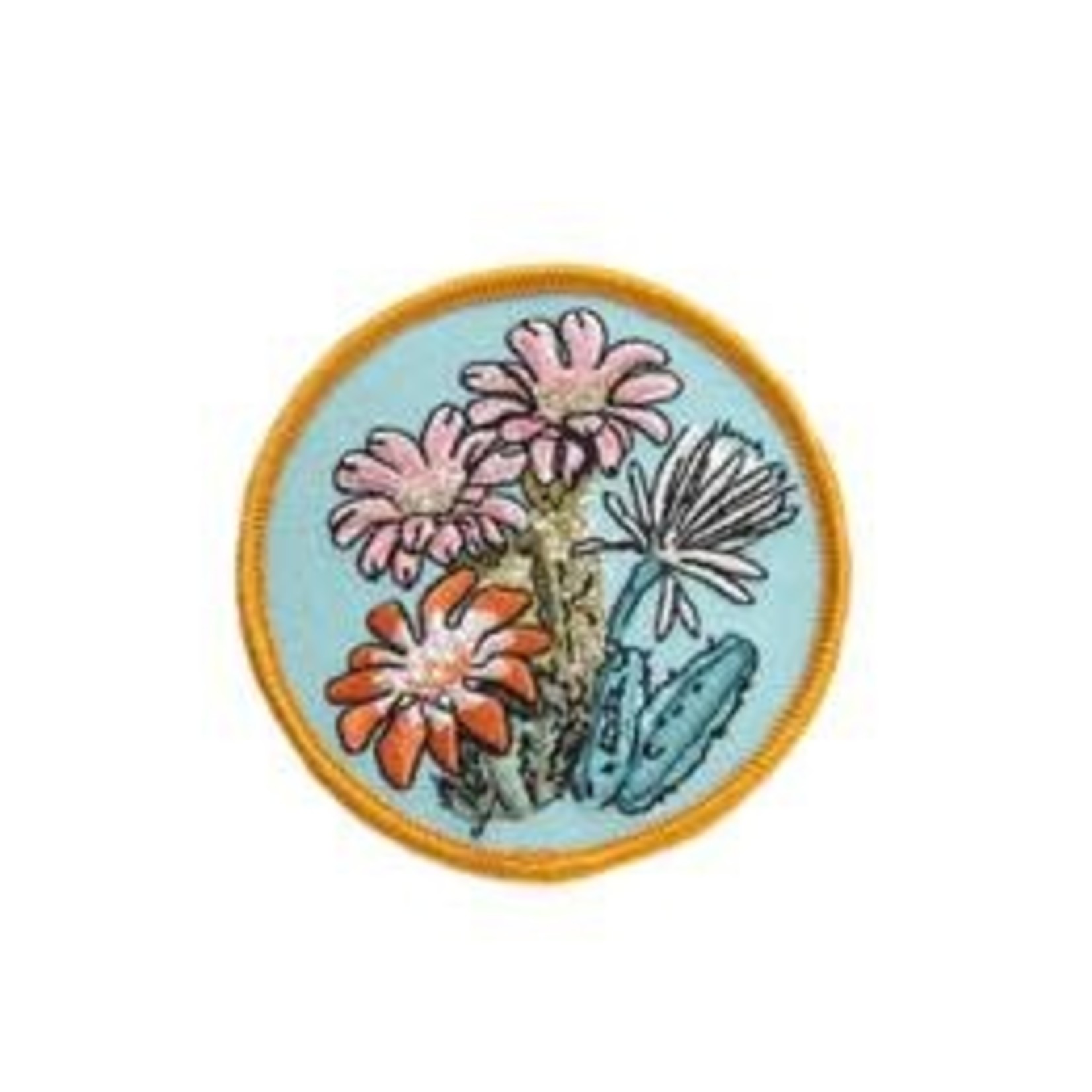 Antiquaria Embroidered Patch