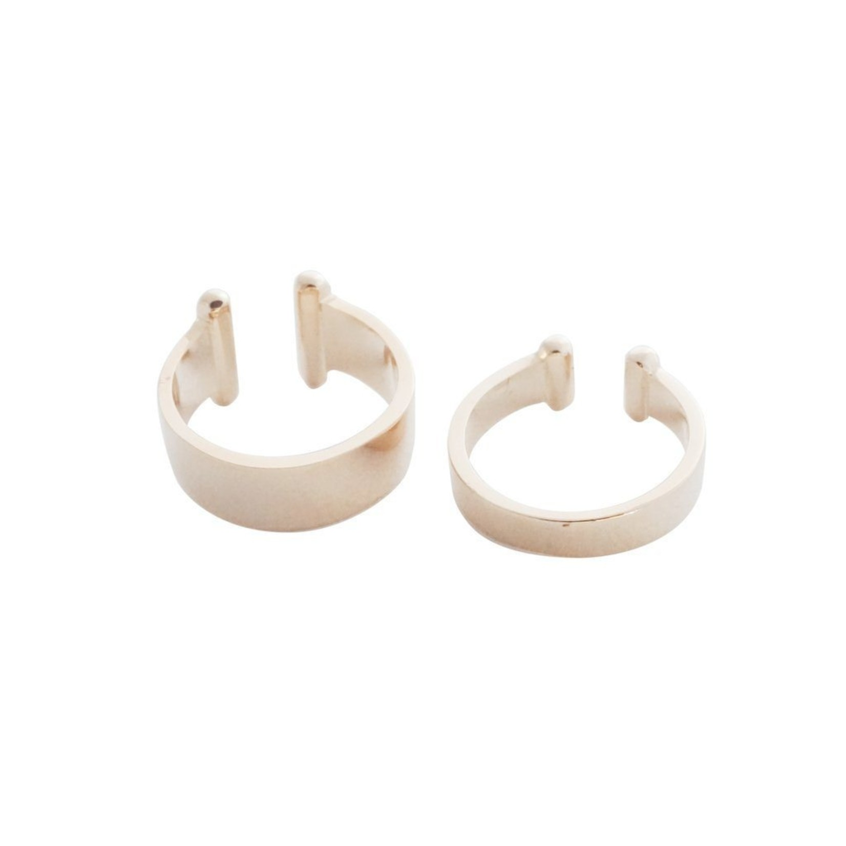 Honeycat Jewelry Bestie Ear Cuffs Earrings by Honeycat Jewelry
