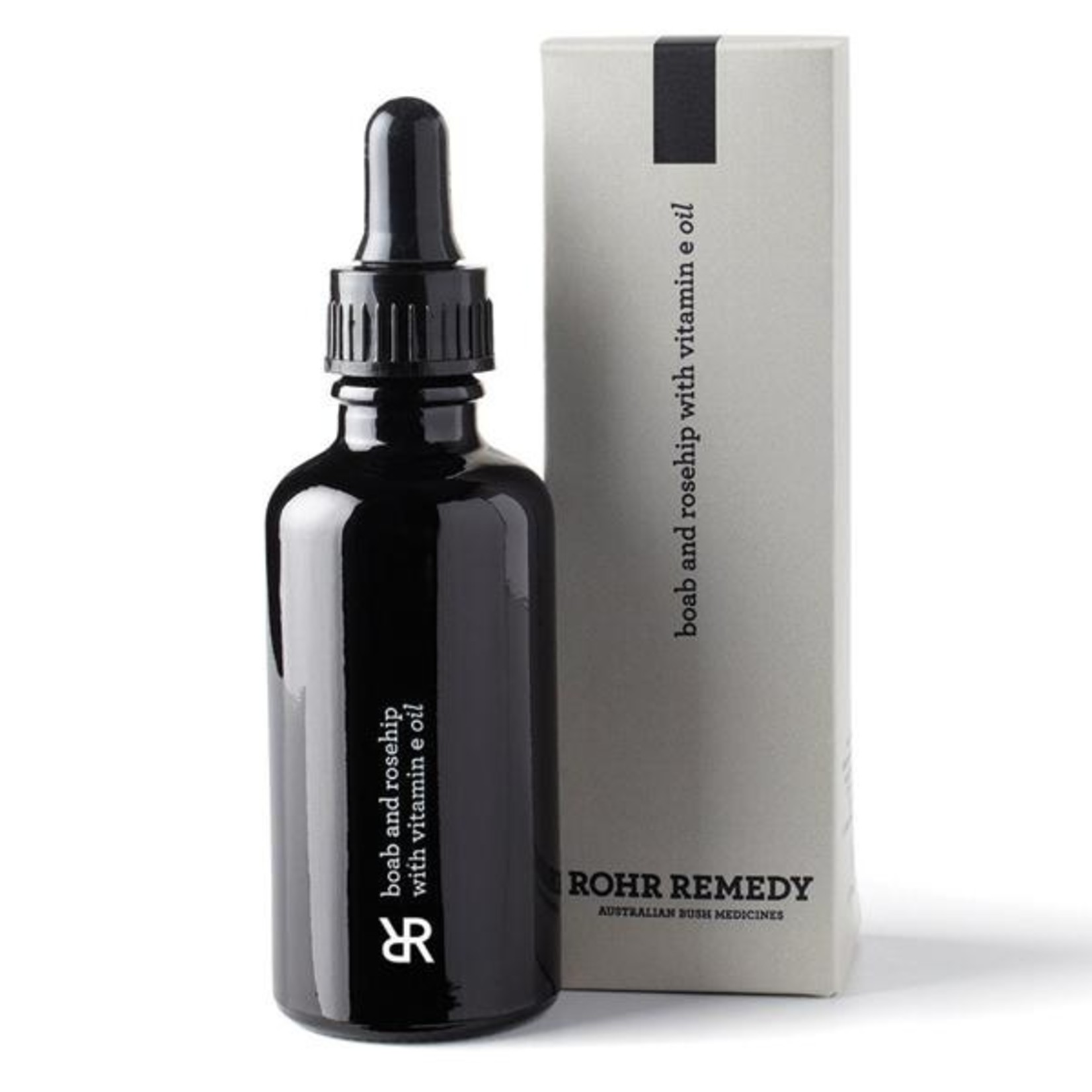 Rohr Remedy Rohr Remedy Boab And Rosehip With Vitamin E Oil