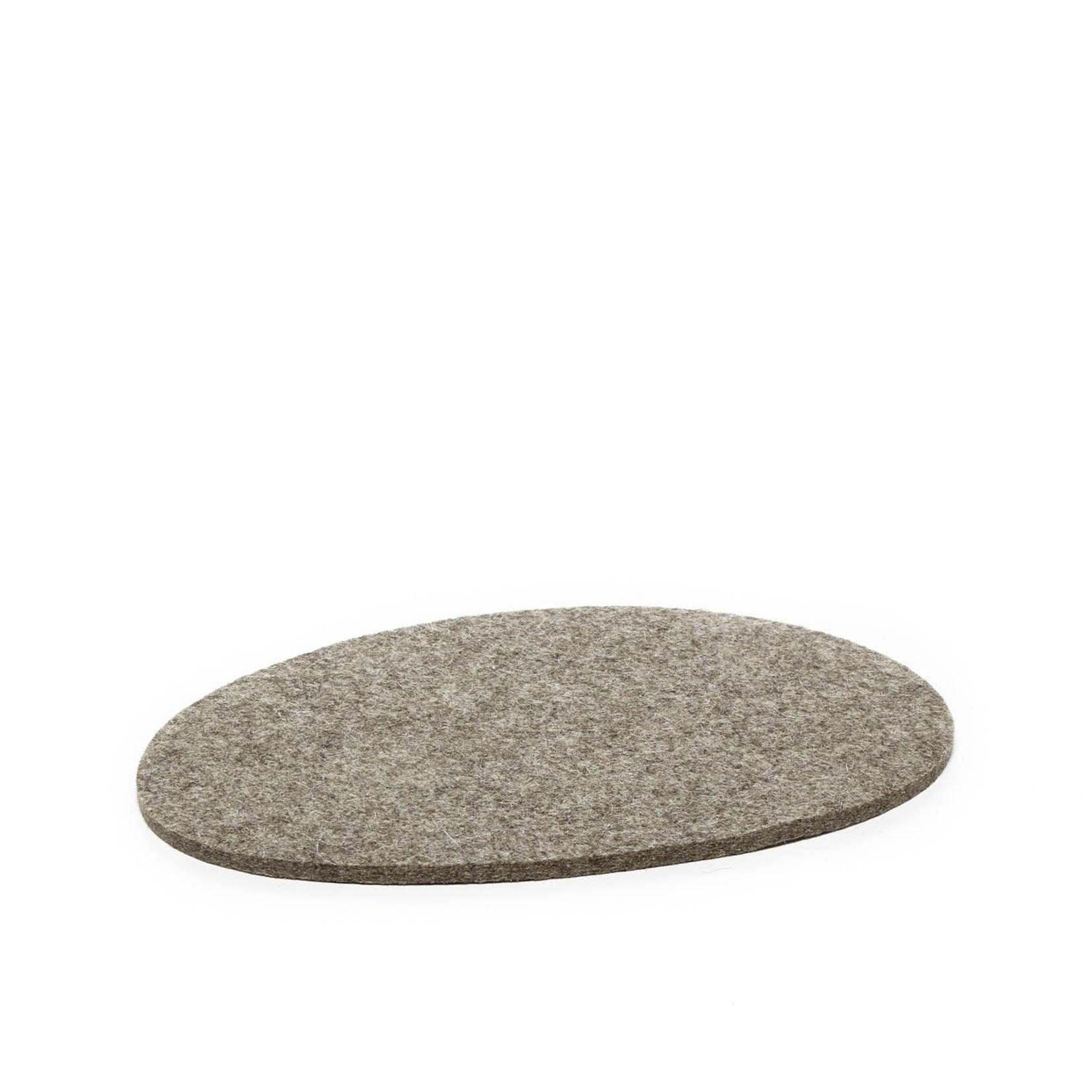 Graf & Lantz Graf & Lantz Felt Stone Trivet Medium