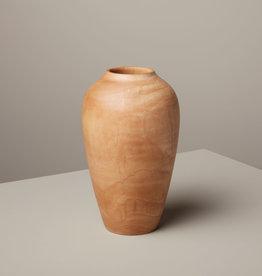 Be Home Be Home Mango Wood Classic Vase