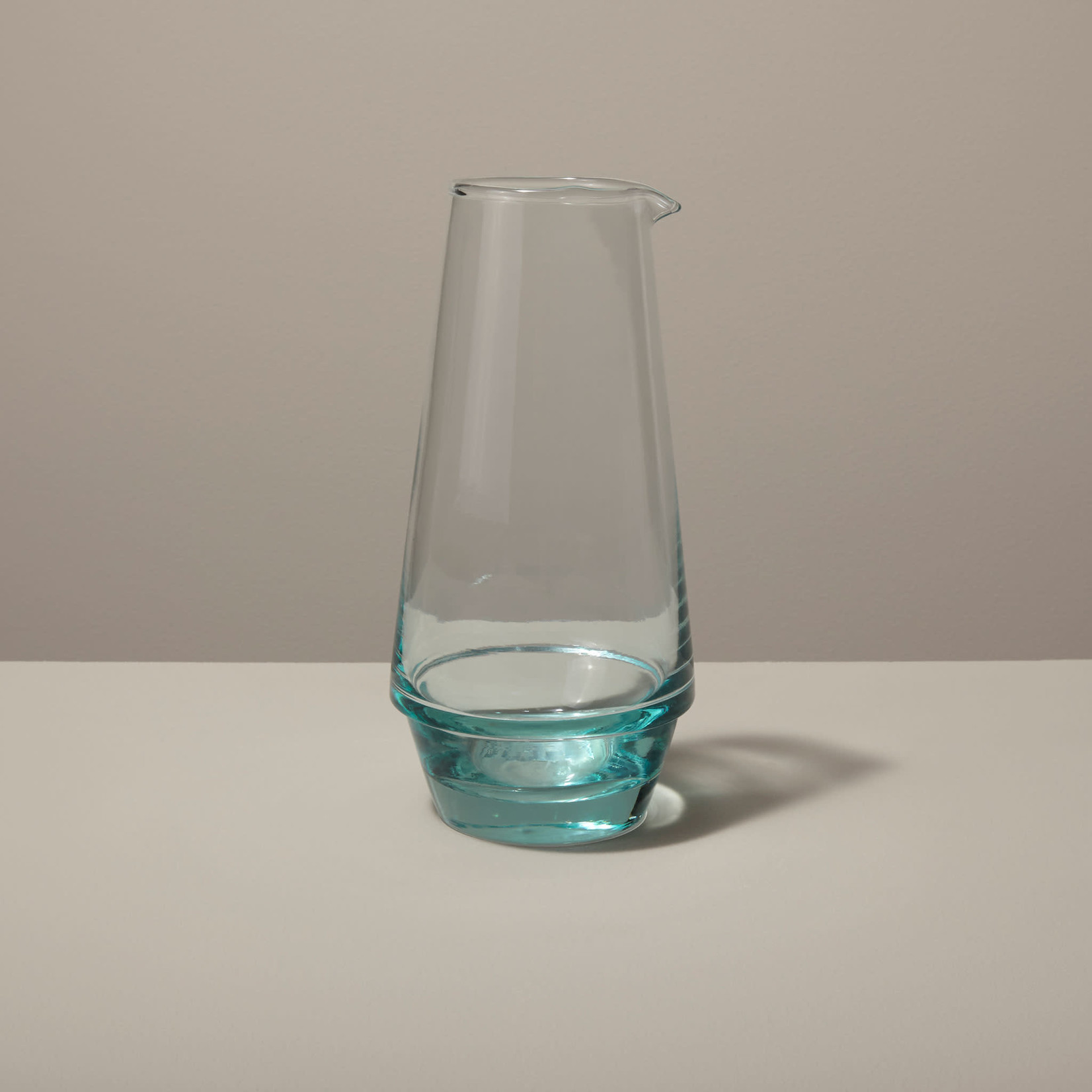 Be Home Be Home Recycled Glass Carafe