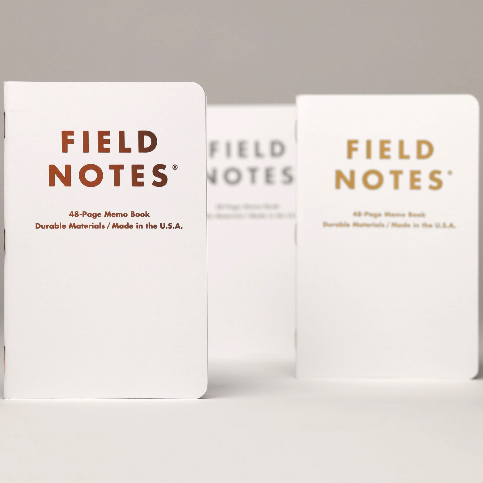 Field Notes Field Notes Group Eleven 3-Packs Dot-Graph