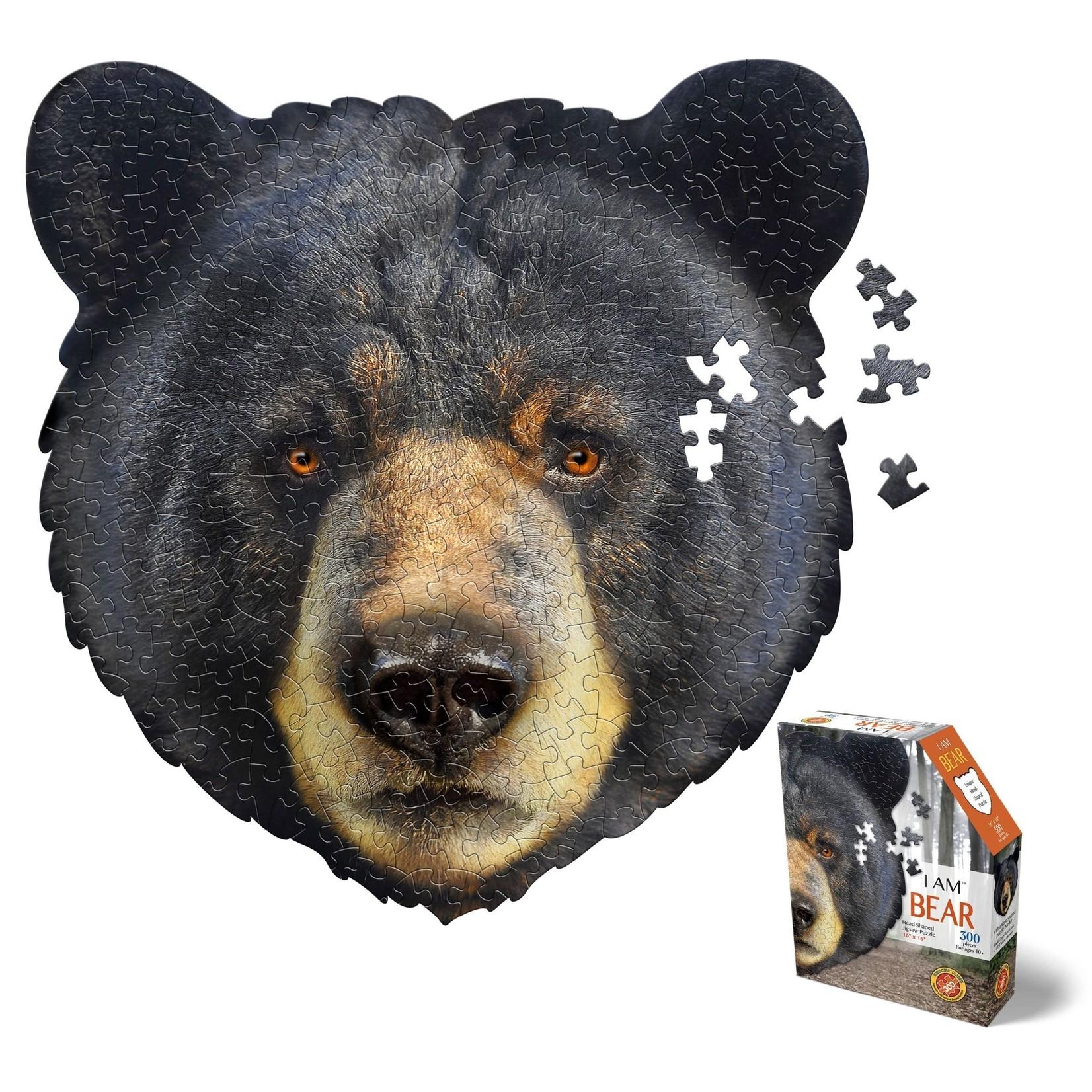 Madd Capp Games & Puzzles Madd Capp Puzzle 300pc I AM Bear