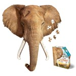 Madd Capp Games & Puzzles Madd Capp Puzzle 300pc I AM Elephant