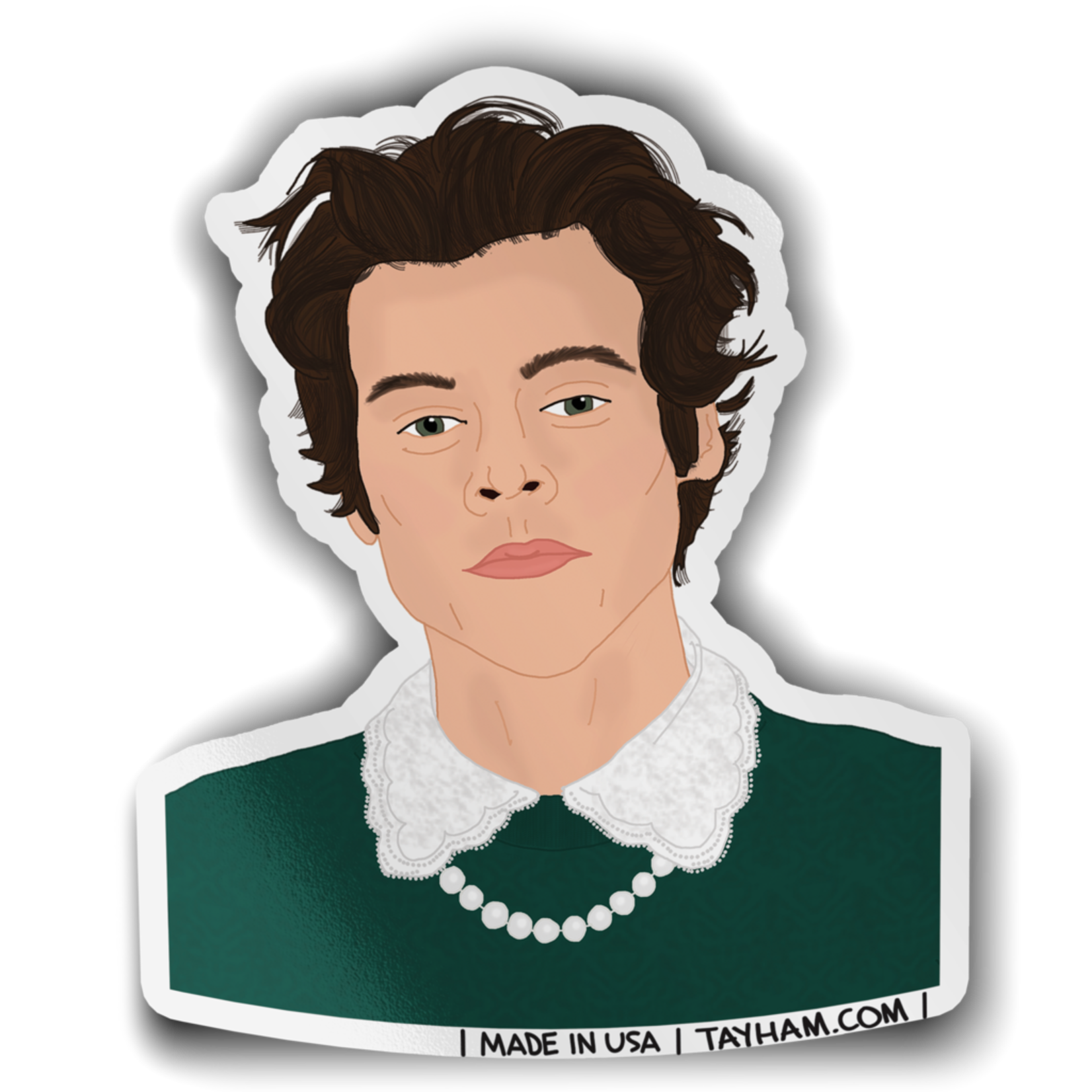 Tay Ham Tay Ham Sticker Harry