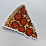 Meg Kelly Meg Kelly Sticker Pizza