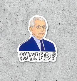 Citizen Ruth Citizen Ruth Sticker Dr. Fauci
