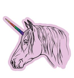 Counter Couture Counter Couture Sticker - MYTHICAL Unicorn