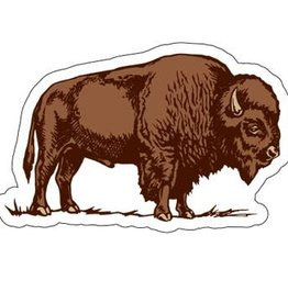 Counter Couture Counter Couture Sticker - ANIMALS Bison