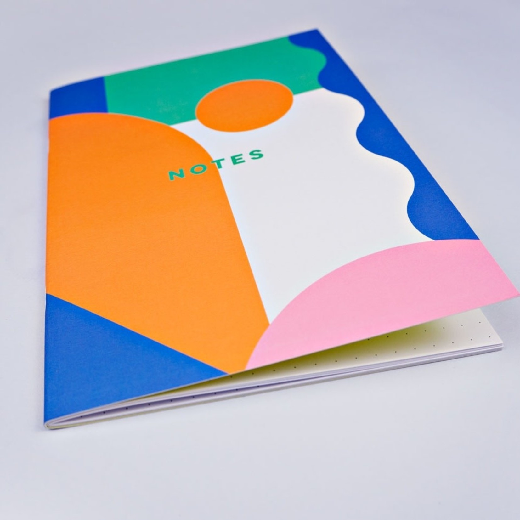 The Completist The Completist Notebook Lined Miami