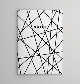 Graphic Factory Graphic Factory Notebook Black and White
