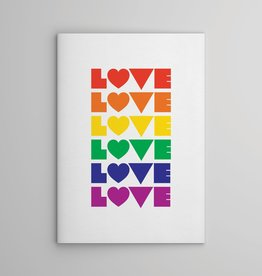 Graphic Factory Graphic Factory Notebook Colors of love