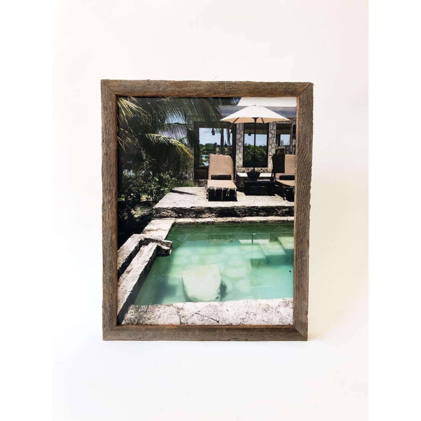 Alibi Interiors Alibi Reclaimed Wood Gallery Frame 11x14