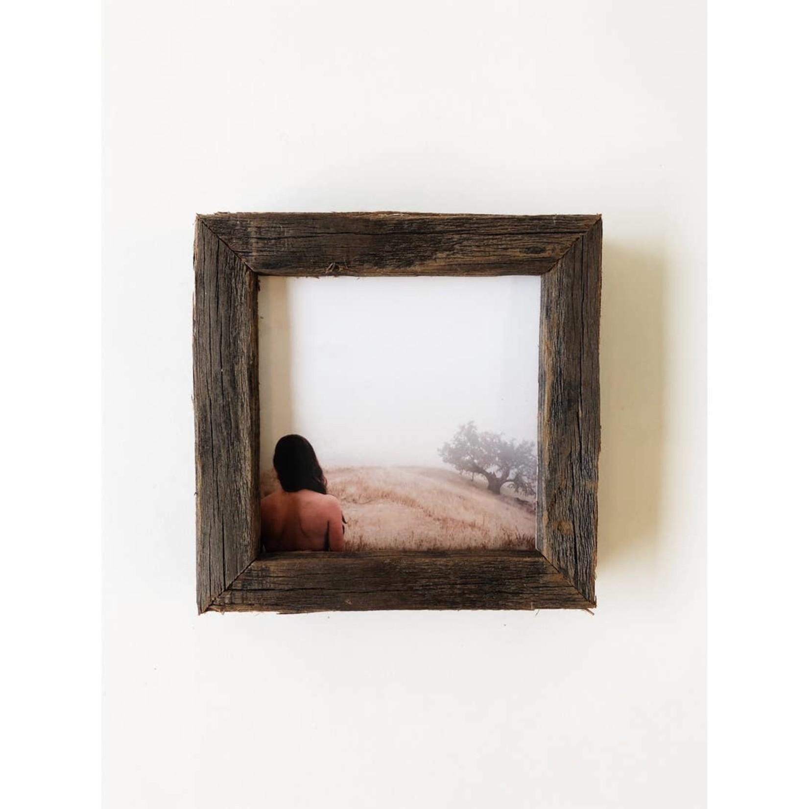 Alibi Interiors Alibi Reclaimed Wood Gallery Frame 4x4