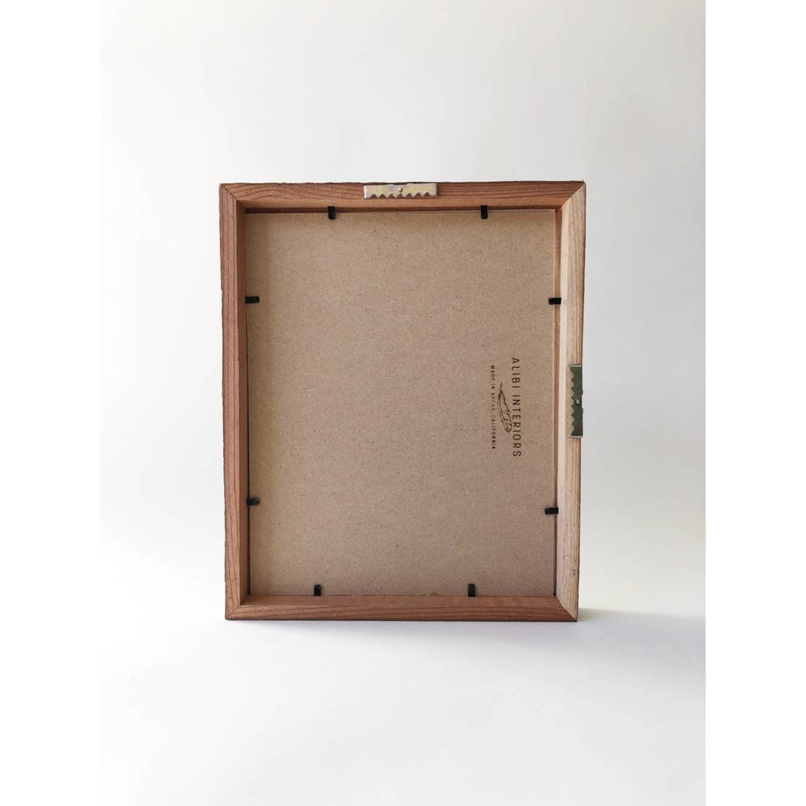 Alibi Interiors Alibi Reclaimed Wood Gallery Frame 8x10