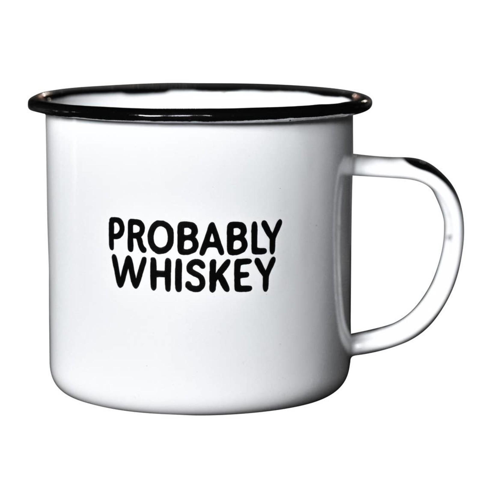 Swag Brewery Swag Brewery Enamel Mug Probably Whiskey