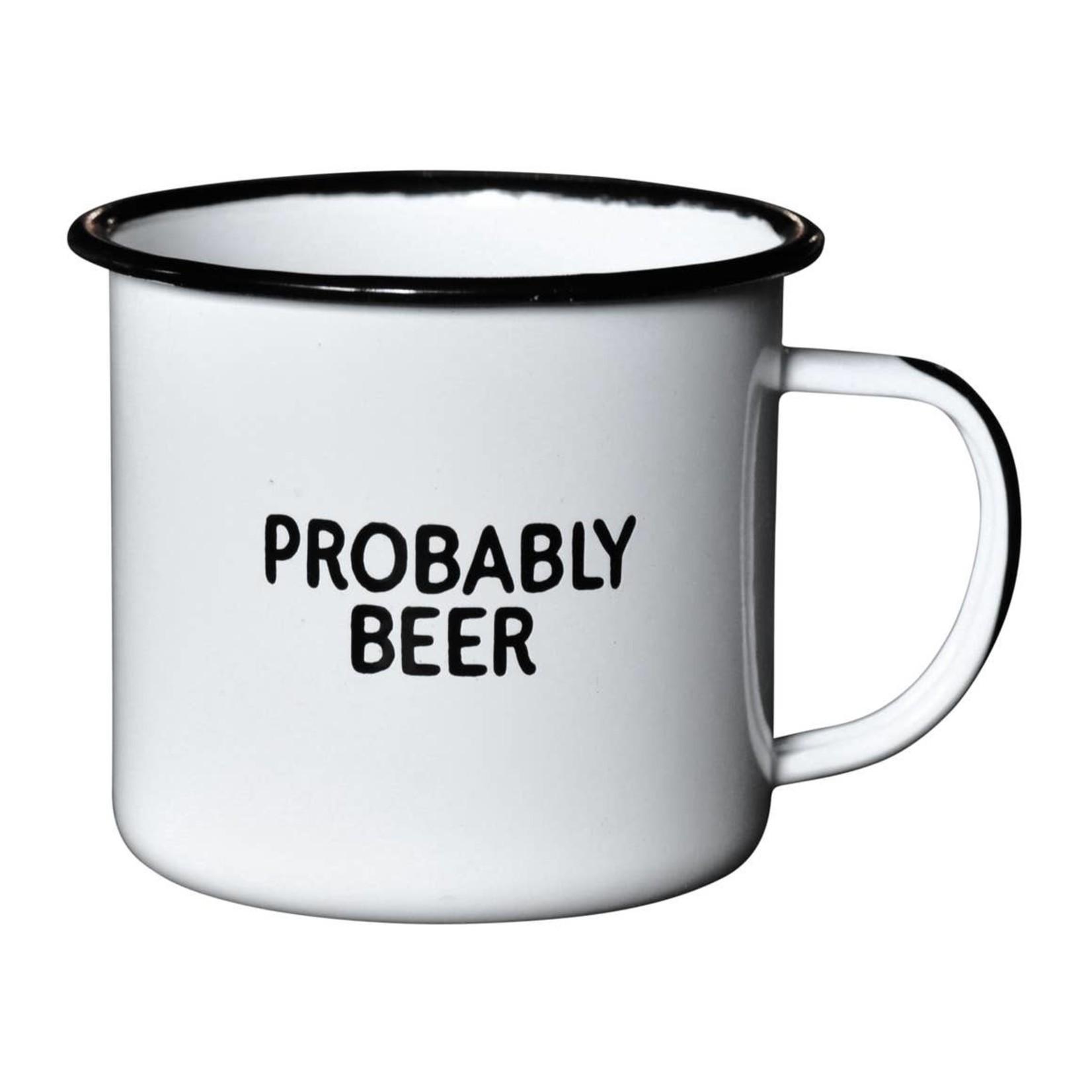 Swag Brewery Swag Brewery Enamel Mug Probably Beer