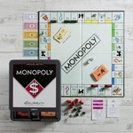 WS Game Company WS NOSTALGIA TIN Monopoly