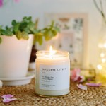 Brooklyn Candle Studio Brooklyn Candle Studio JAPANESE CITRUS Minimalist Jar Candle