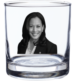 Woods Grove Woods Grove Rocks Glass Kamala Harris