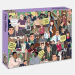 Rizzoli 500 Piece The Office Jigsaw Puzzle