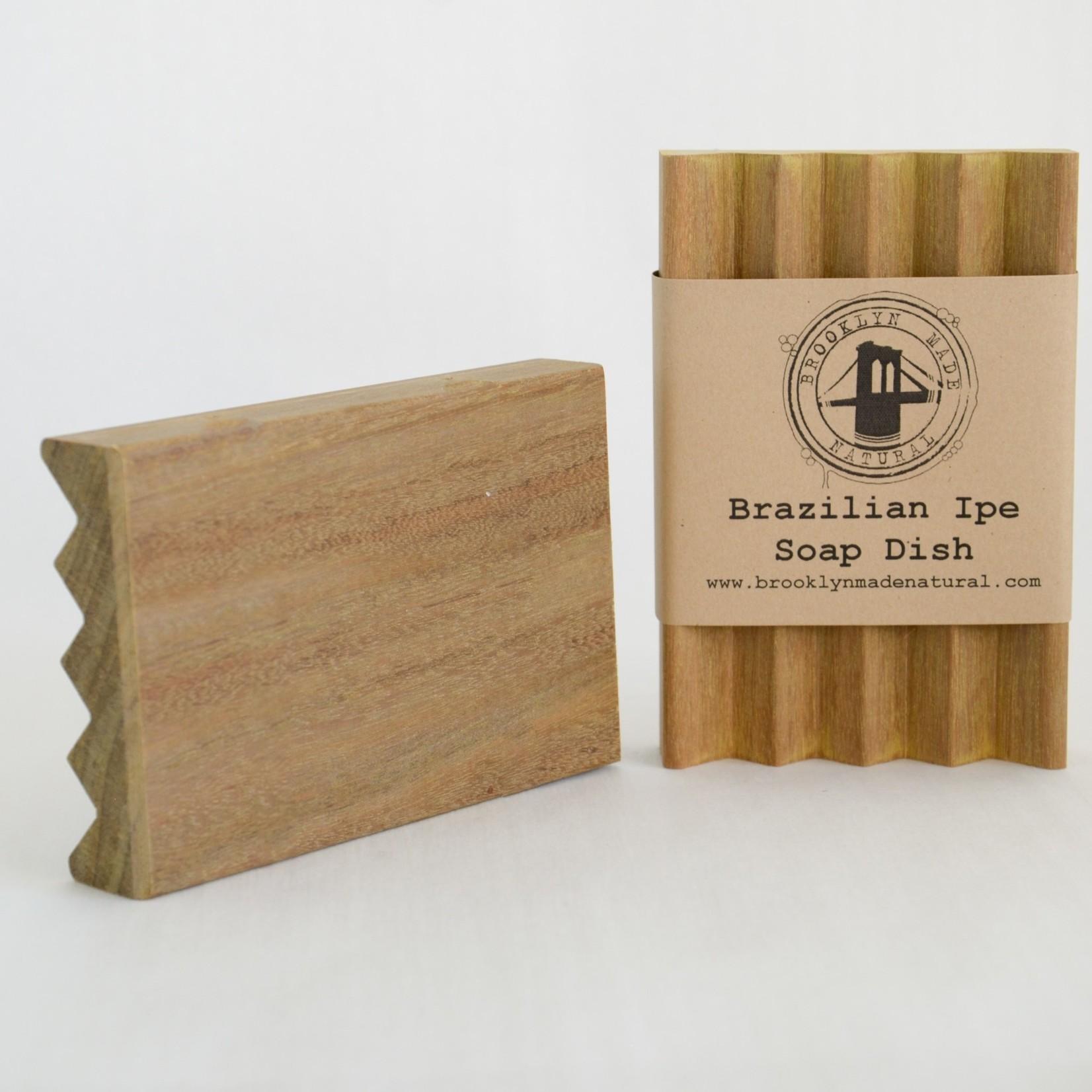 Brooklyn Made Natural Brooklyn Made Natural Brazilian Ipe Soap Dish