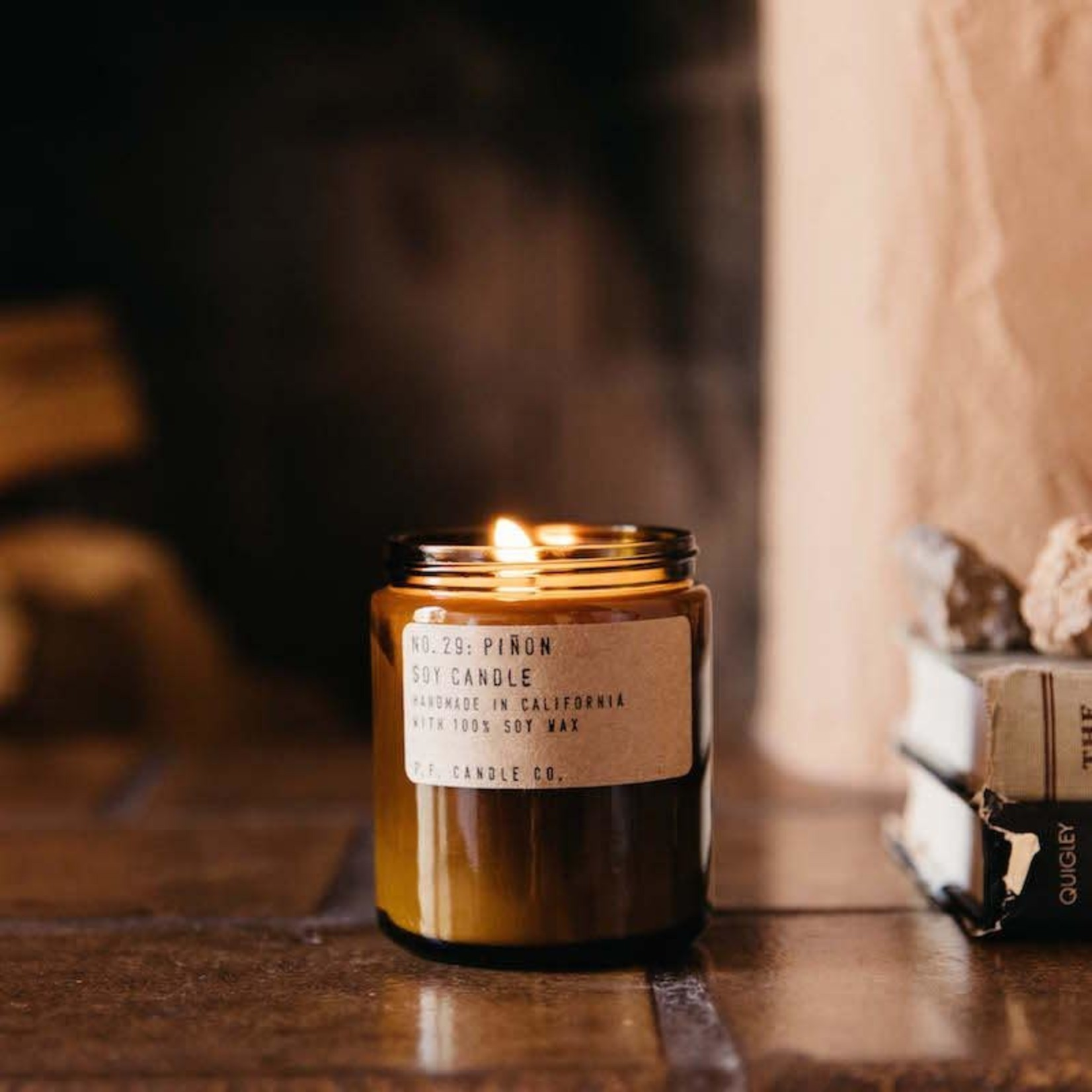 P.F. Candle Co. P.F. Soy Candle 7.2oz Pinon