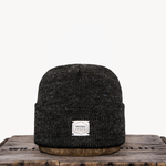Upstate Stock Upstate Stock Black American Mohair Beanie
