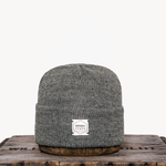 Upstate Stock Upstate Stock Grey American Mohair Beanie