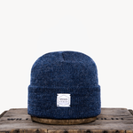 Upstate Stock Upstate Stock Royal Blue American Mohair Beanie
