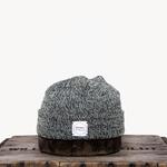 Upstate Stock Upstate Stock Charcoal Melange Wool Beanie