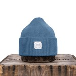 Upstate Stock Upstate Stock Cerulean Eco-Cotton Watch-cap knit in NY