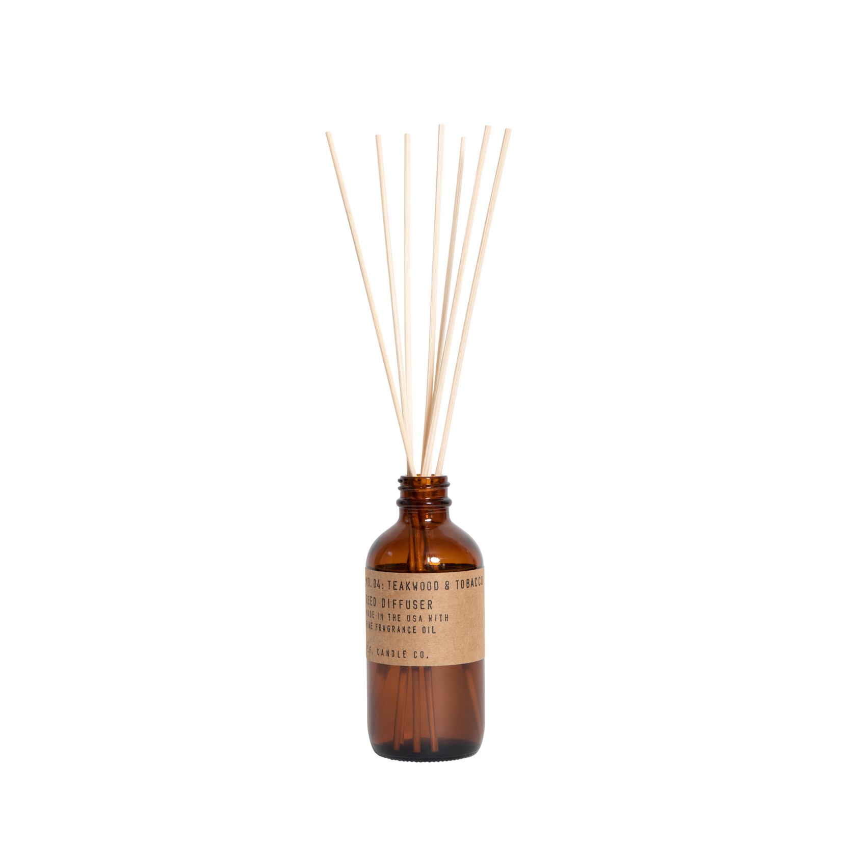 P.F. Candle Co. P.F. Candle Diffuser Teakwood & Tobacco