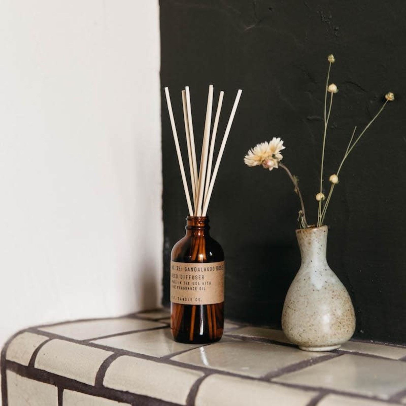 P.F. Candle Co. P.F. Candle Diffuser Sandalwood Rose