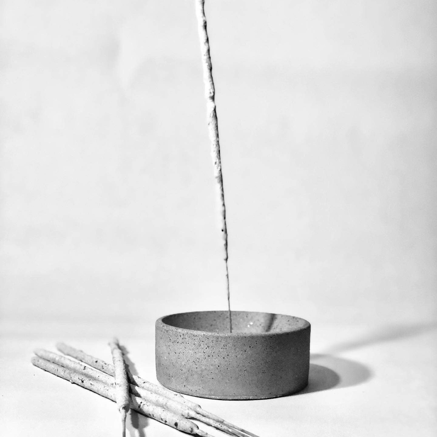 Hagelsieb Natural TErawZZO Circle Incense Holder