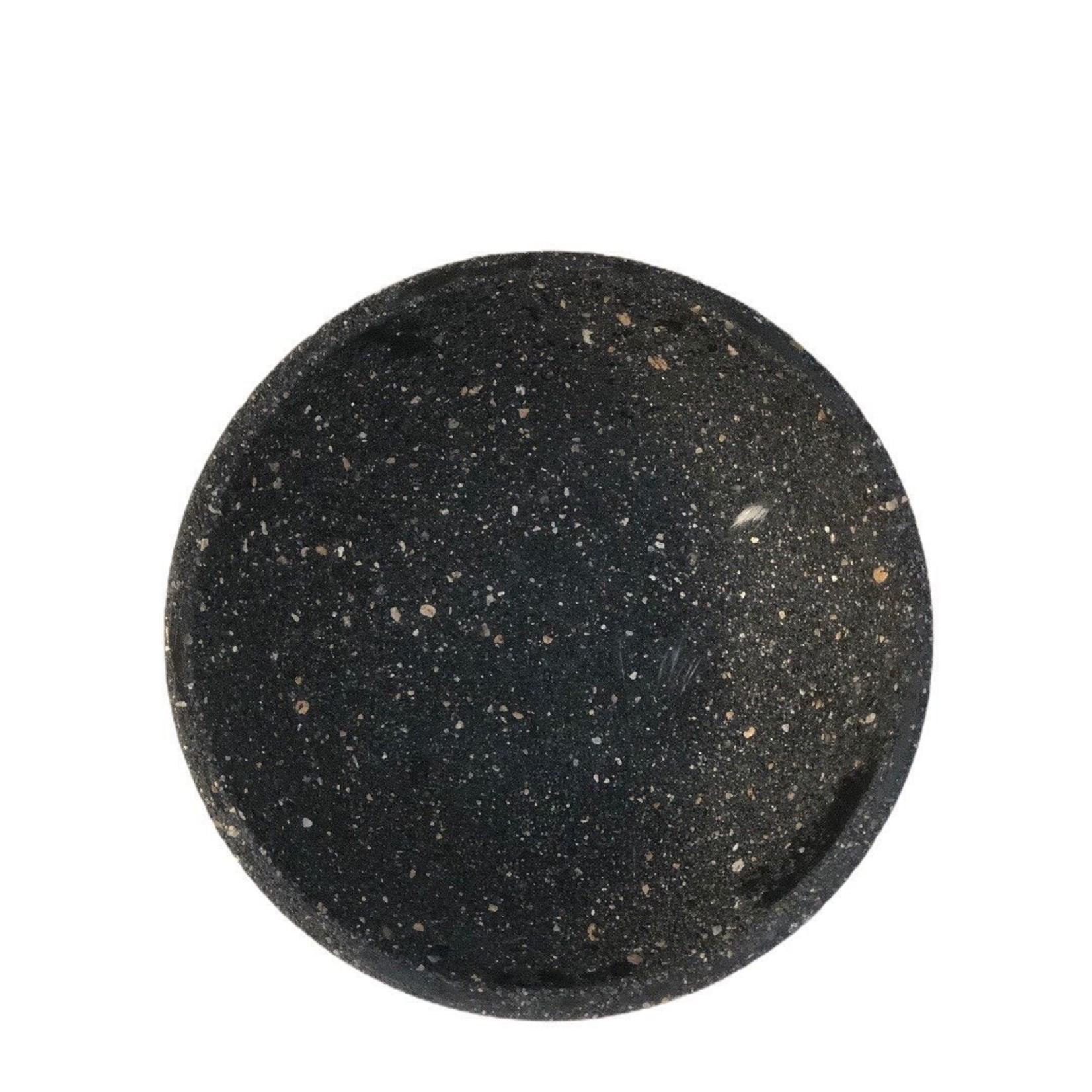 Hagelsieb Black TErawZZO Circle Incense Holder