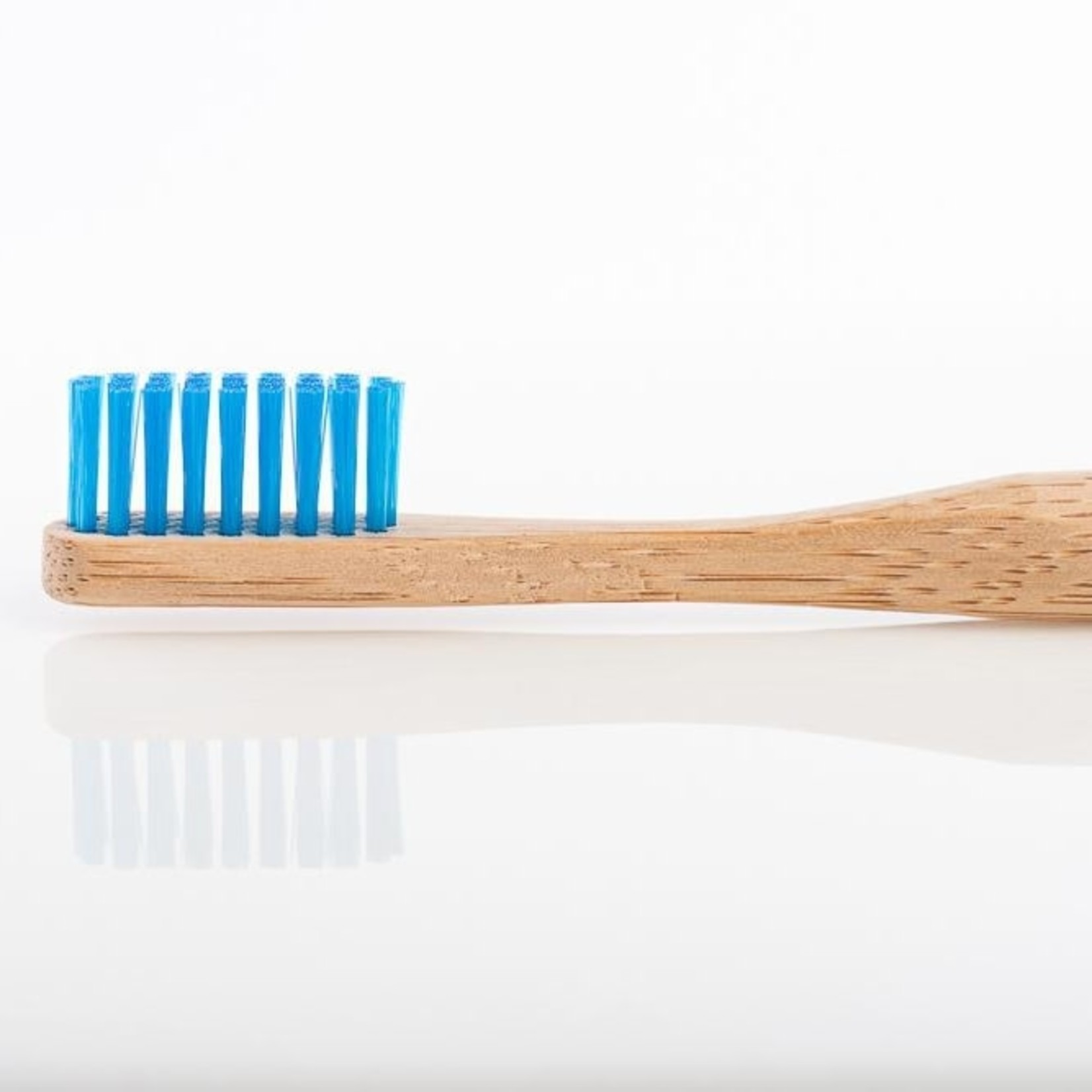 Mama P MamaP Bamboo Blue Ocean Conservation Toothbrush