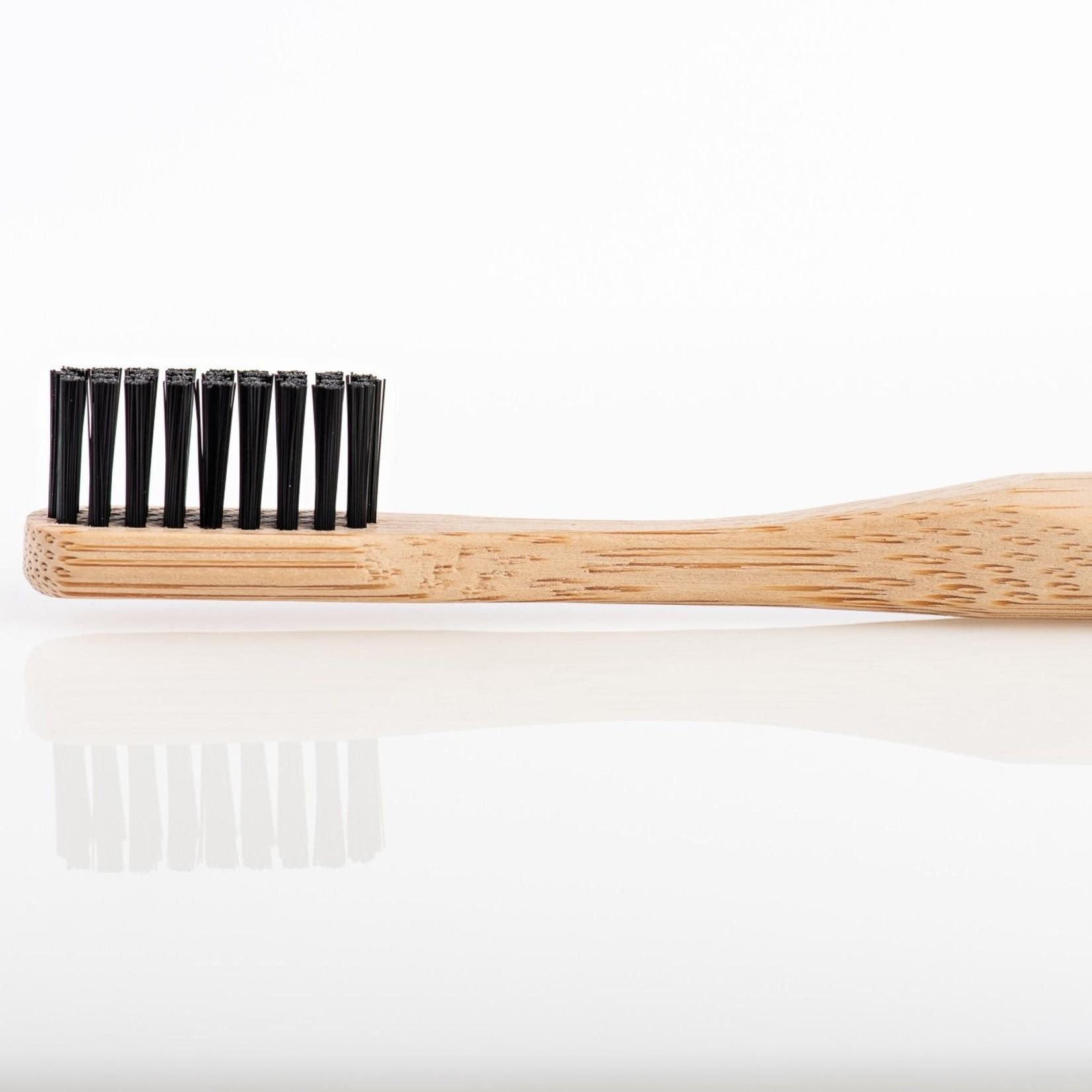 Mama P MamaP Bamboo Green Mental Health Toothbrush