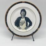 Camp Mercantile Camp Mercantile Mick Jagger Plate