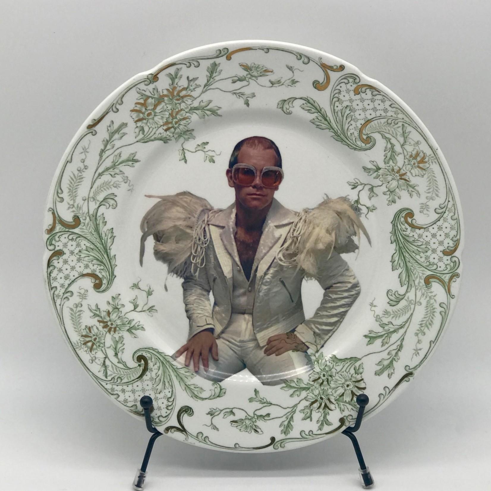 Camp Mercantile Camp Mercantile Elton John Plate