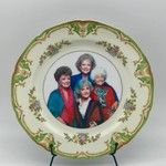 Camp Mercantile Camp Mercantile Golden Girls Plate