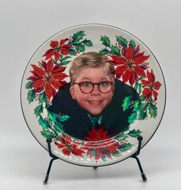Camp Mercantile Camp Mercantile A Christmas Story Ralphie Plate