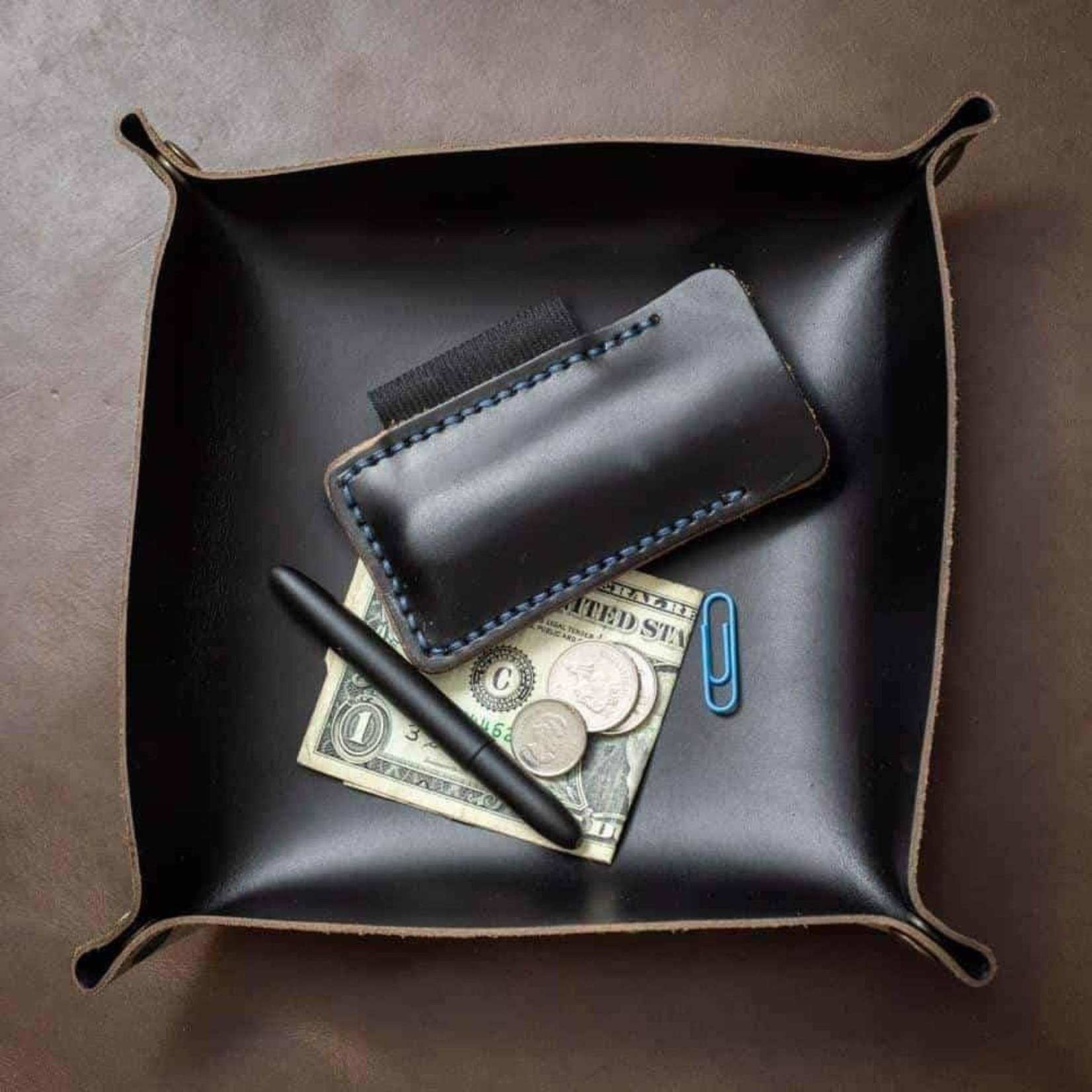 Popov Leather Popov Leather Valet Tray