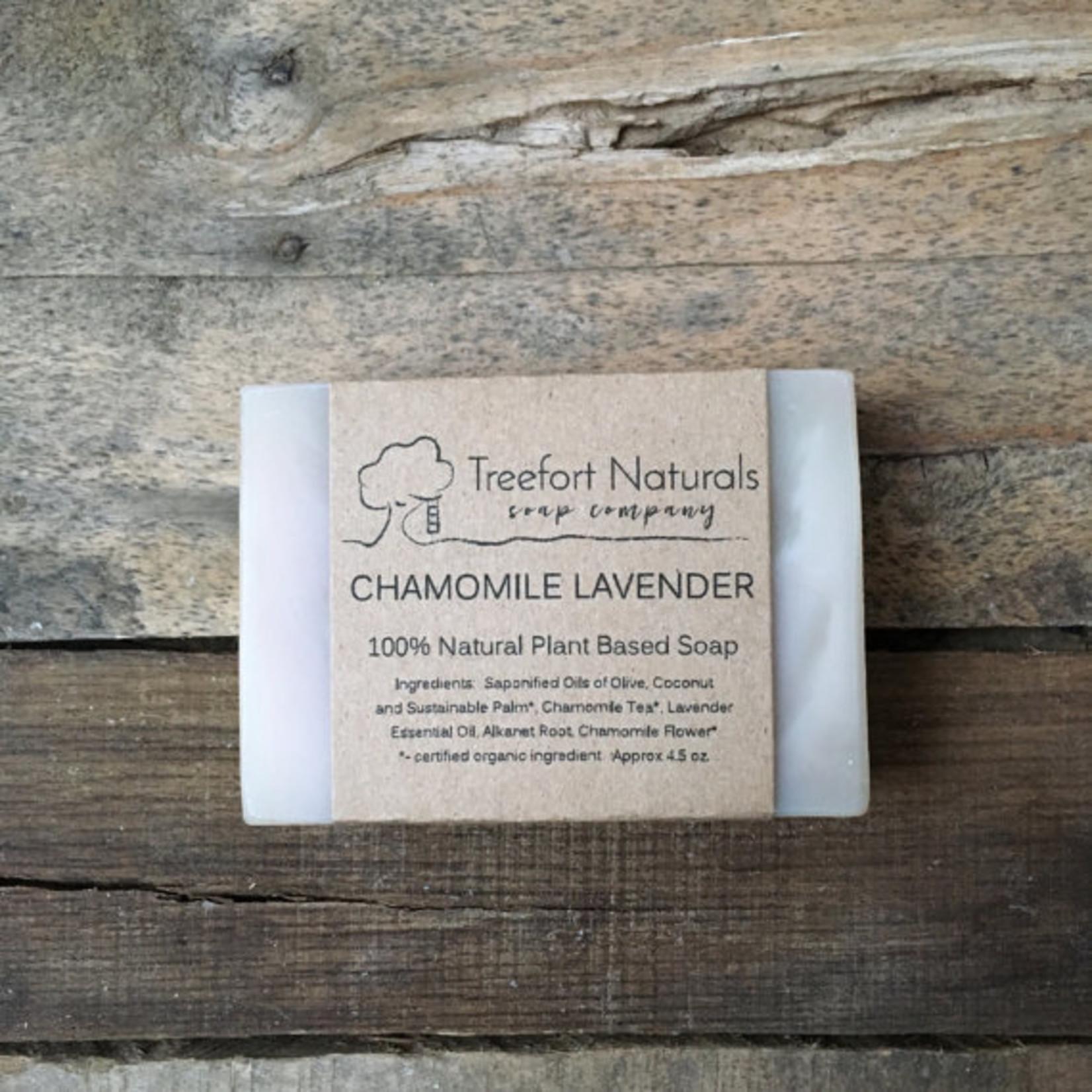 Treefort Naturals Treefort Naturals Chamomile Lavender Soap