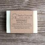Treefort Naturals Treefort Naturals Peppermint Shea Butter Soap