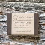 Treefort Naturals Treefort Naturals Cinnamon + Coffee Soap