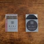 Hibi Hibi Geranium Box of 8 Incense Matches