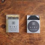 Hibi Hibi Japanese Cypress Box of 8 Incense Matches